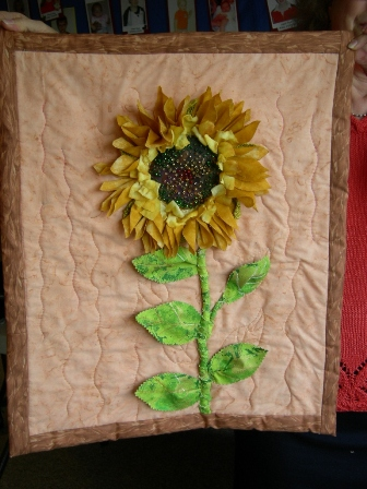 Sunflower Quilt small
